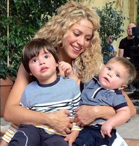 Shakira-Instagram