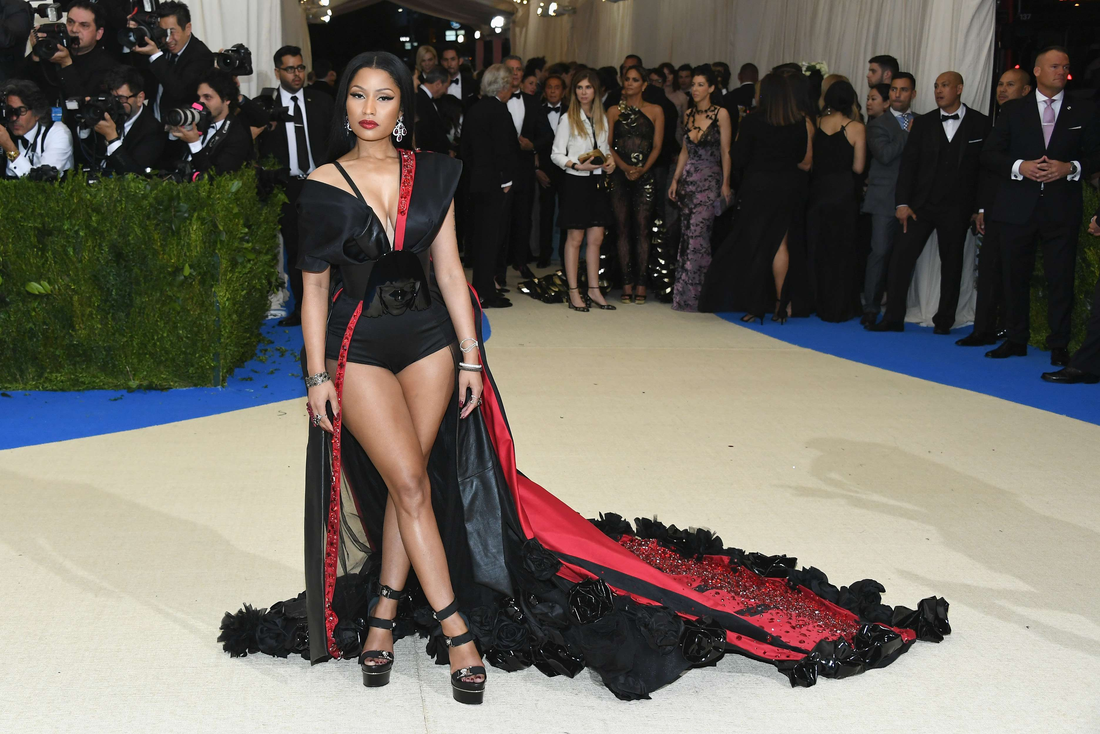 metgala2017-nickyminaj