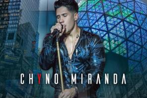 Chyno Miranda tuvo una presentación histórica en el Times Square