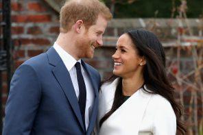 Una película que contará la historia de amor del Príncipe Harry y Meghan Markle