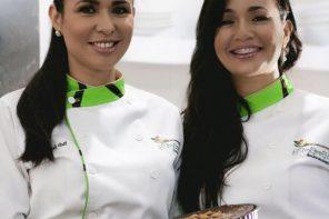 Carla y Mafer llegaron a la cocina para llenarla de vida y compartirlo con todos