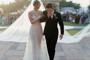 Priyanka Chopra & Nick Jonas se juraron amor para siempre